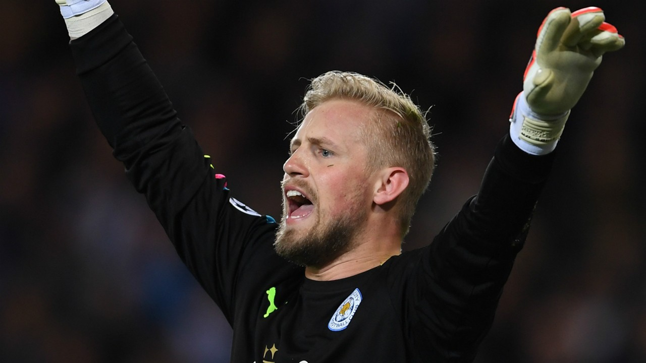 Is there a better goalkeeper in Europe than Kasper Schmeichel