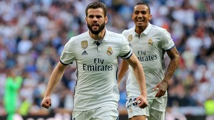 Nacho Real Madrid Sevilla LaLiga 14052017