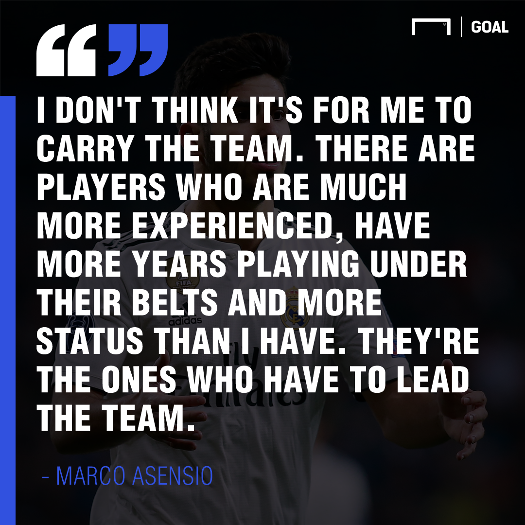 Asensio quote PS