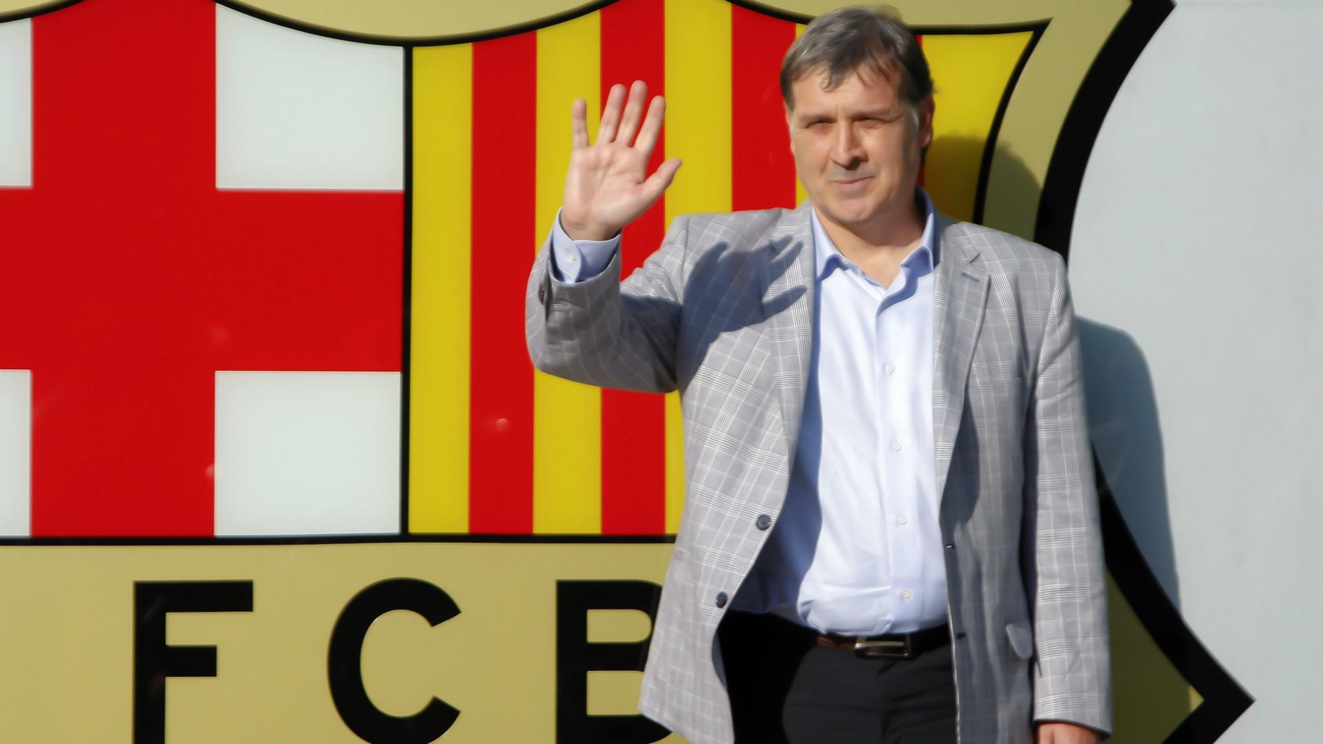 Gerardo Martino Barcelona