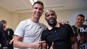 Cristiano Ronaldo, Floyd Mayweather