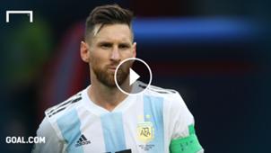 GFX Messi Argentinien