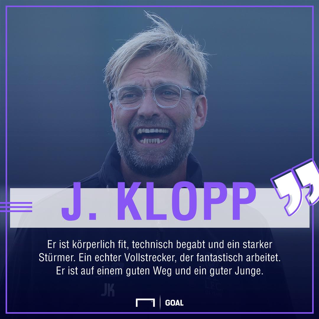 GFX Quote Jurgen Klopp German