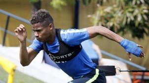 Wilmar Barrios Boca Juniors Entrenamiento