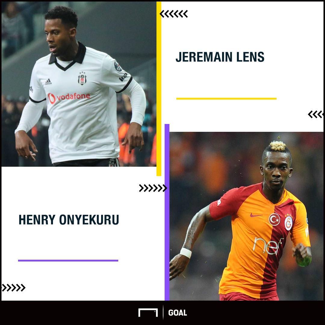 Jeremain Lens Henry Onyekuru