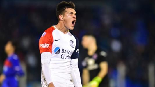 Nicolas Reniero San Lorenzo Tigre Superliga 10082018