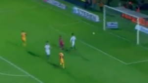 Gol Enner Valencia