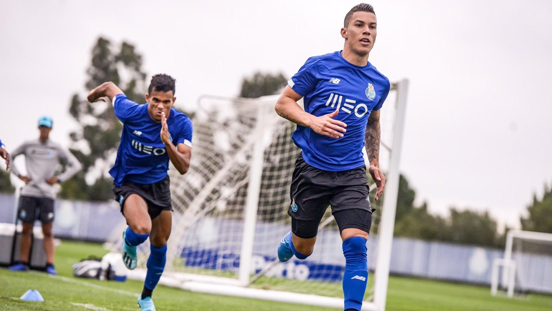 El primer gol de Luis Díaz con el Porto — En video