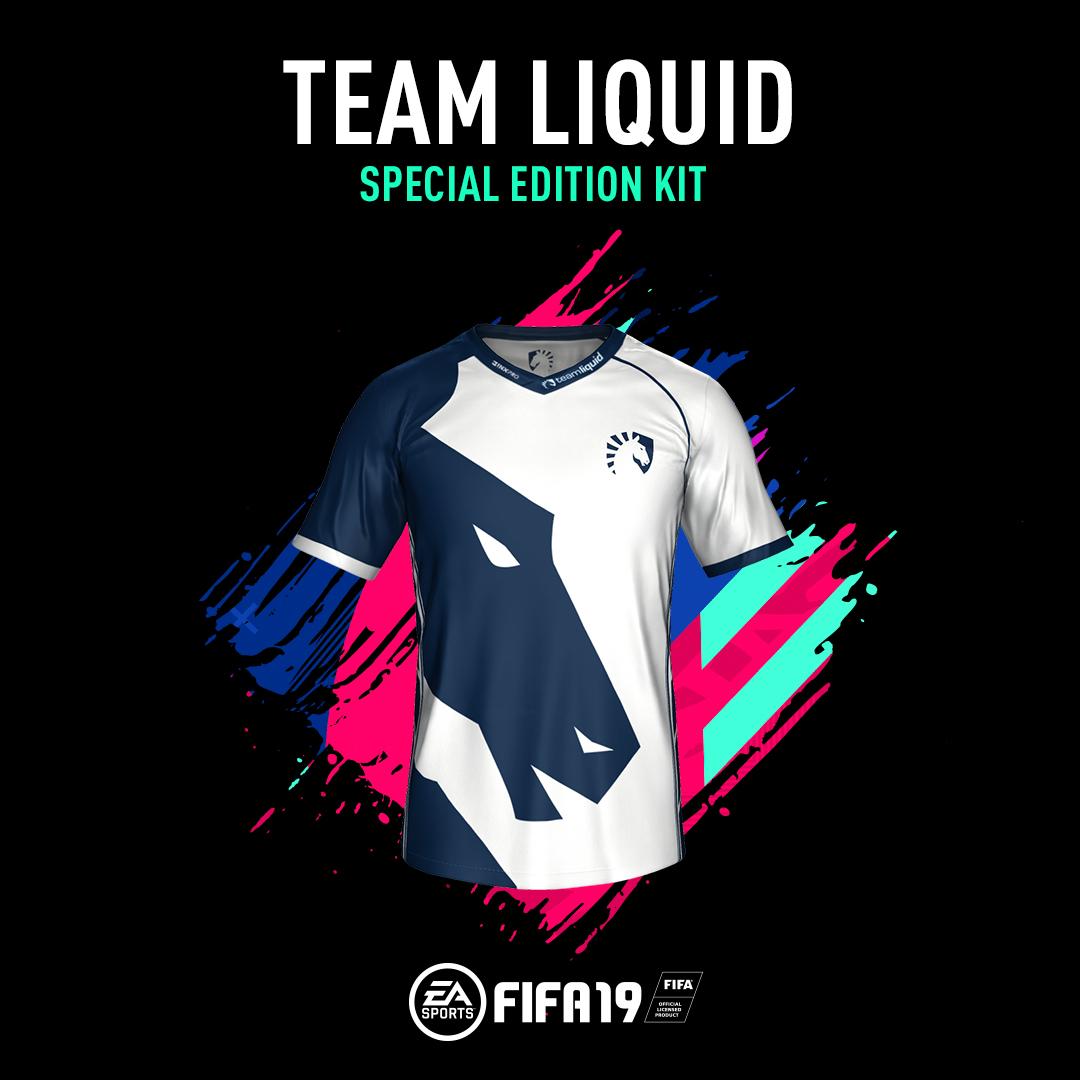 FIFA 19 Team Liquid