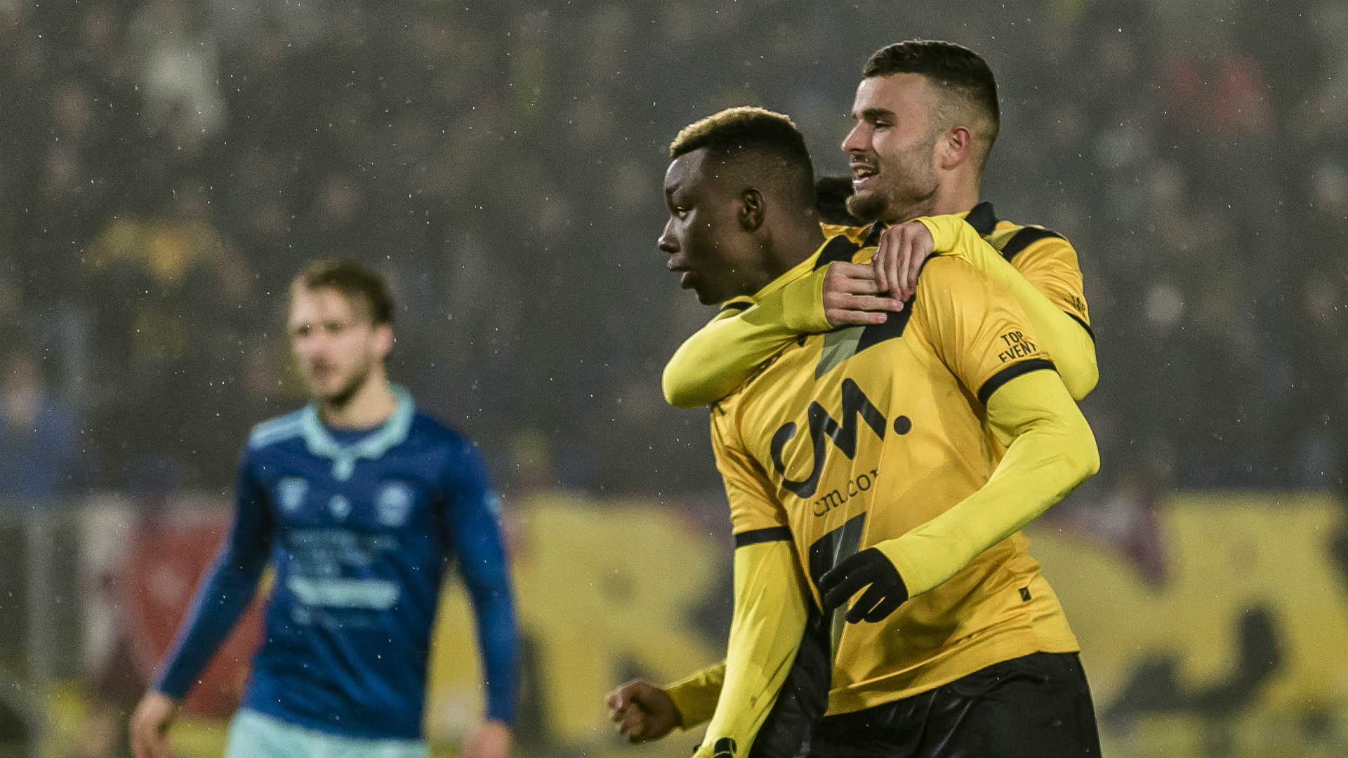 Thierry Ambrose, NAC Breda - Excelsior, 03122017