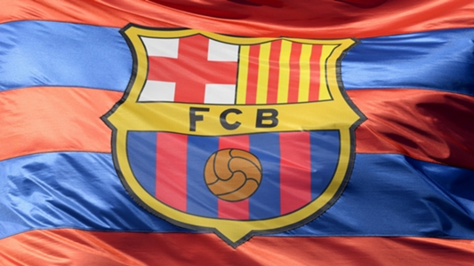 on sale 76ad0 baa26 Barcelona update crest by removing  FCB  lettering