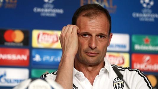 Max Allegri Juventus Champions League Final press conference