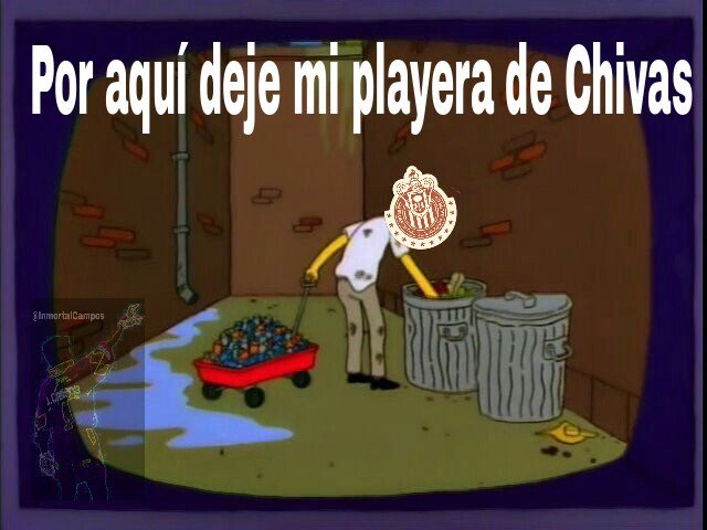 Memes Chivas Toronto