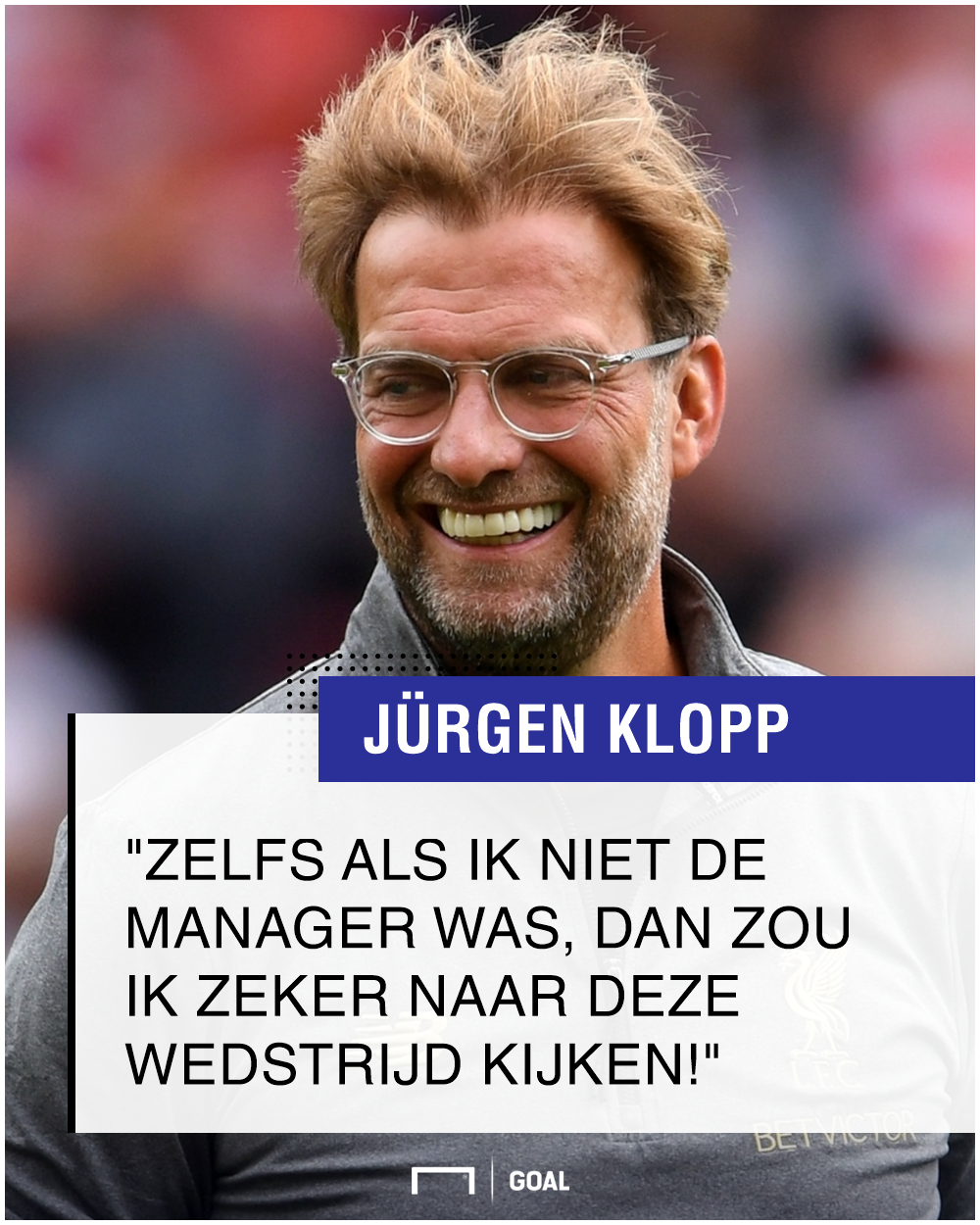 GFX Jürgen Klopp, Liverpool