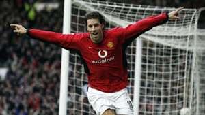 Manchester United Ruud van Nistelrooy 13122003