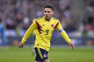 Radamel Falcao Colombia 2018