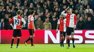Michiel Kramer, Feyenoord, Champions League 09132017