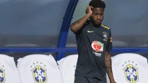 Fred Brasil treino 14 06 18