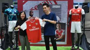 Arsenal & adidas Malaysia launch, 8 Jul 2019