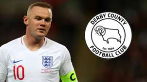 Wayne Rooney England National Team Derby