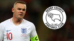 Wayne Rooney England National Team Derby