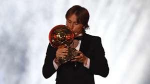 Luka Modric, Ballon d'Or
