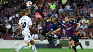 020918 Barcelona Huesca Arturo Vidal Pulido Jordi Alba