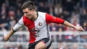 Steven Berghuis, Feyenoord, Eredivisie, 05072017