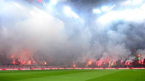 Galatasaray Fans 011218