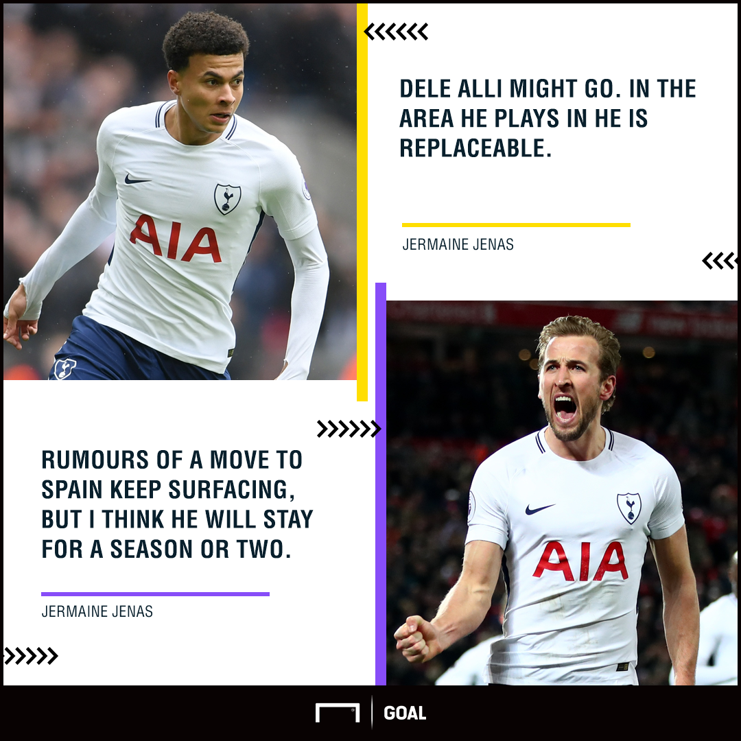 Toby Alderweireld And Dele Alli Photos Photos: Tottenham Transfer News: 'Dele Alli Is Replaceable And