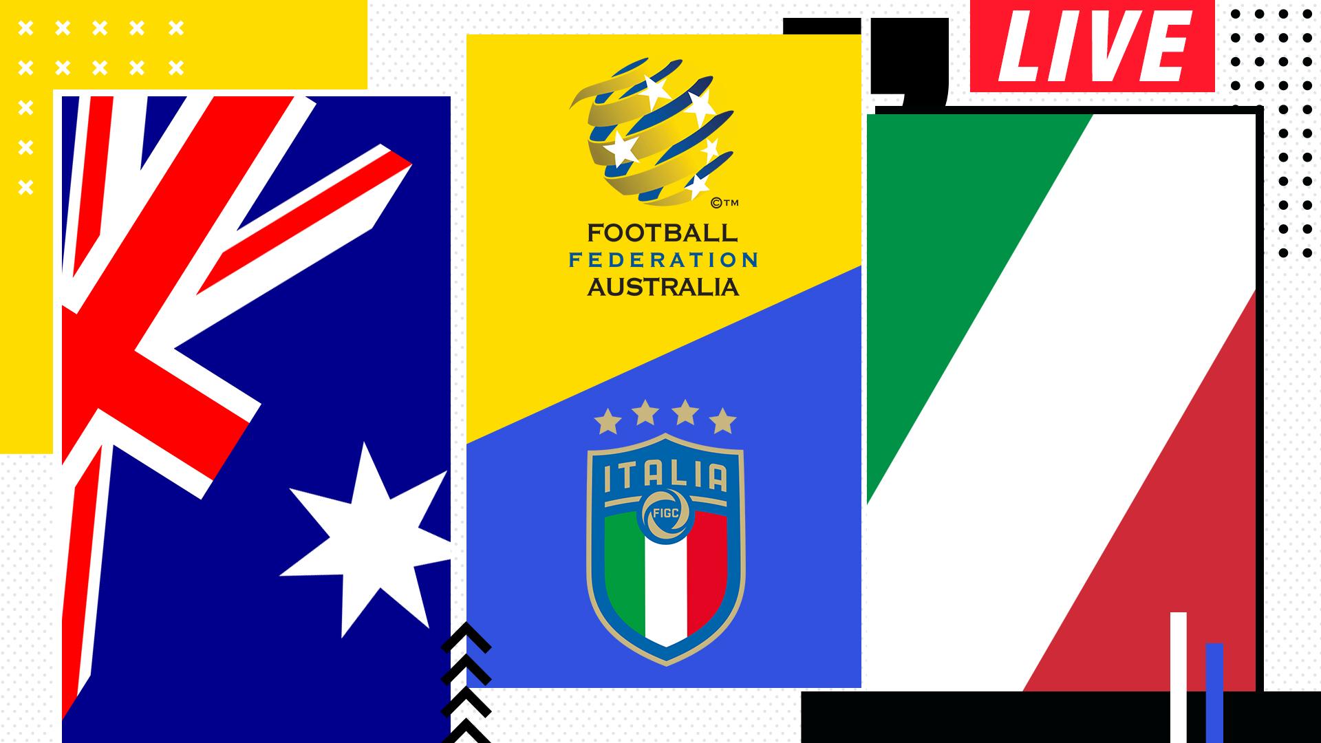 Diretta Australia-Italia