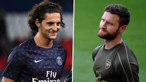 Rabiot in, Mustafi out? Arsenal's transfer plans this summer