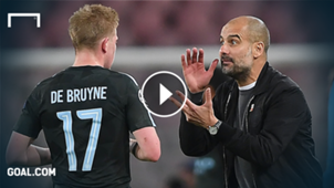 Pep De Bruyne Playbutton