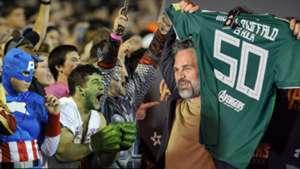 Avengers Mark Ruffalo composite
