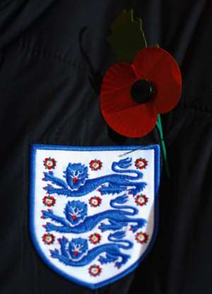 England National Team Badge