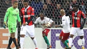 Manuel Fernandes Nice Lokomotiv Moscow UEFA Europa League 15022018