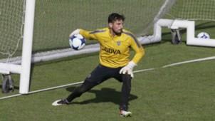 Guillermo Sara Boca Juniors