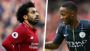 Head to Head | Mohamed Salah - Raheem Sterling