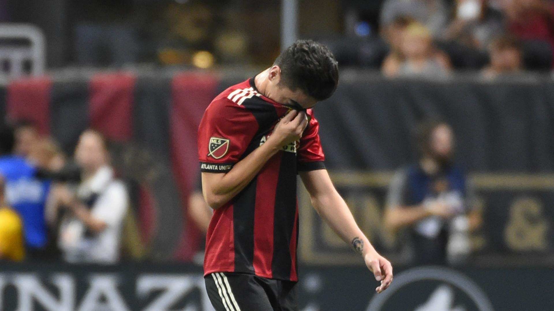 Miguel Almiron MLS Atlanta United 09242017