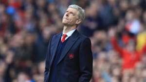 Arsene Wenger Arsenal 2017