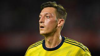 Mesut Ozil Arsenal 2019