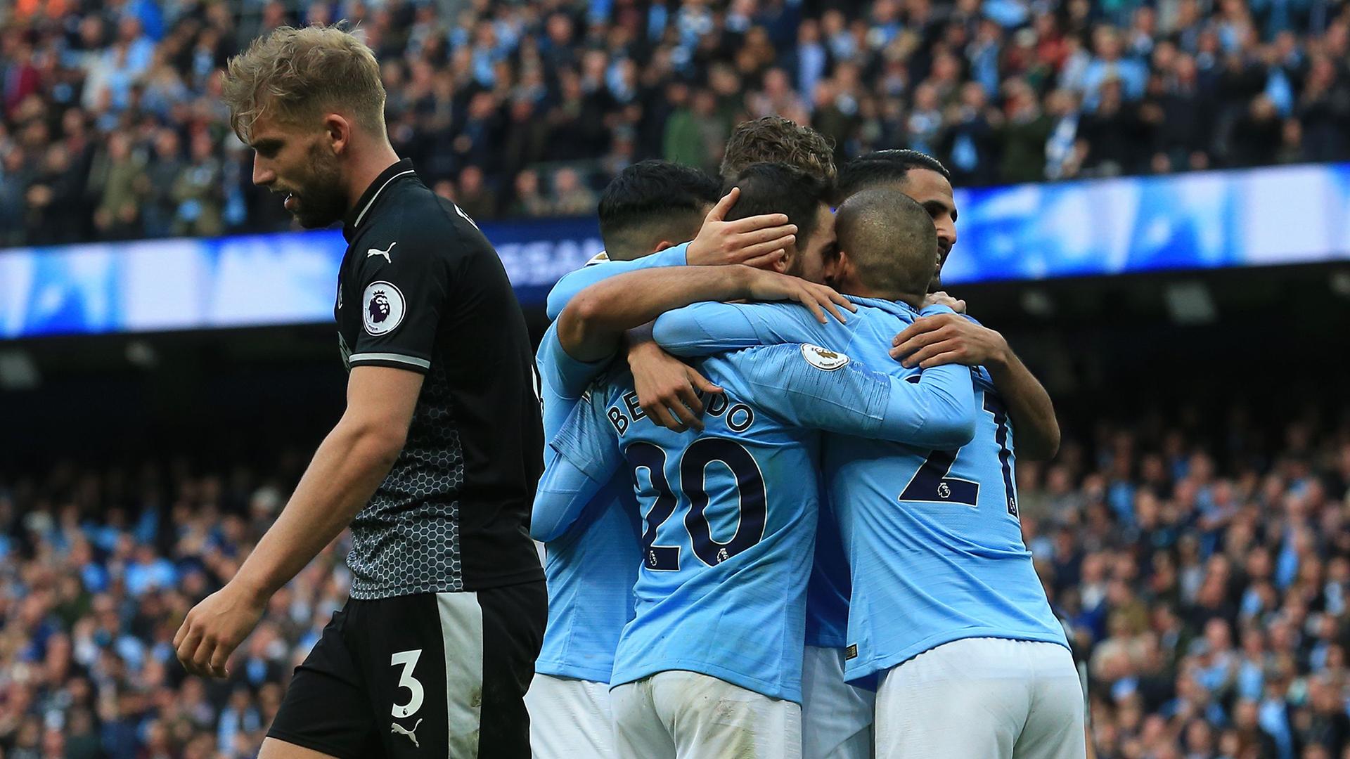 Manchester City Burnley 2018-19