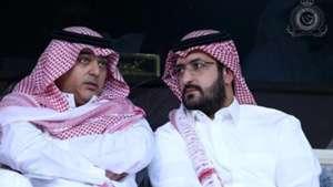 سعود آل سويلم - عبدالله بن زنان