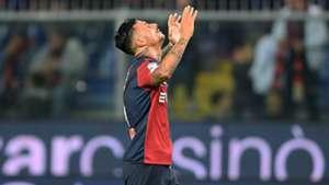 Armando Izzo Genoa Napoli Serie A 10252017