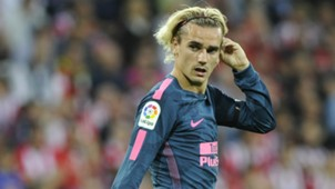 Antoine Griezmann Athletic Club Atletico Madrid