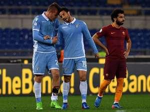 Sergej Milinkovic-Savic Mohamed Salah Lazio Roma Coppa Italia