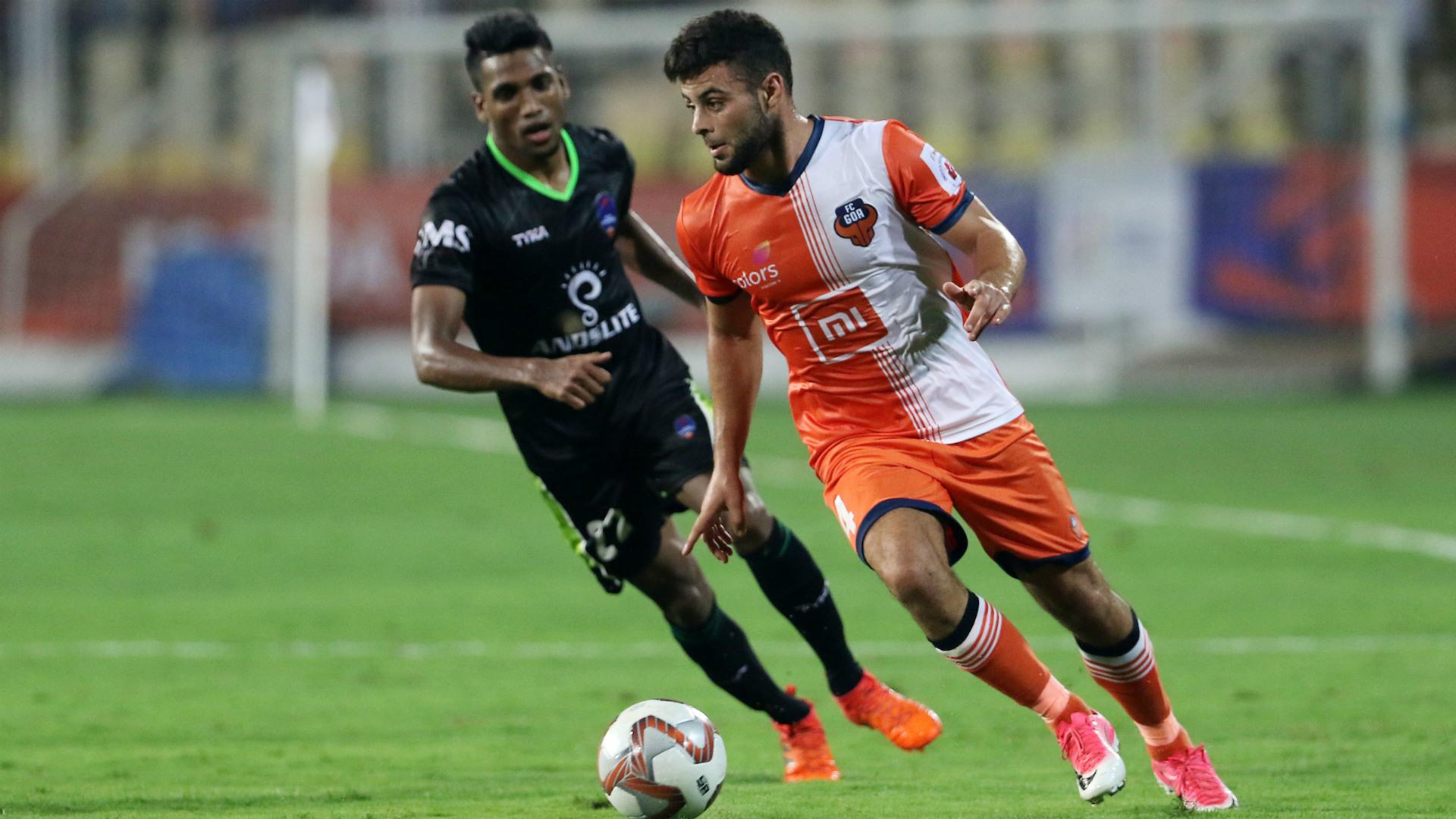 Hugo Boumous FC Goa Delhi Dynamos ISL 5
