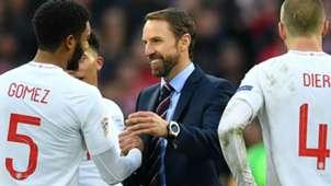 Gareth Southgate England 2018-19