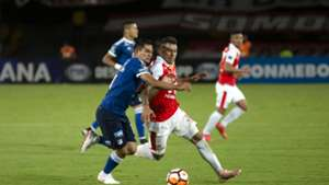 Independiente Santa Fe Millonarios Copa Sudamericana 2018