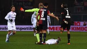 Perin Genoa Palermo Serie A